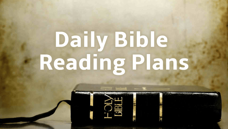 2017 Bible Reading Plans For the New Year - Living Hope Church