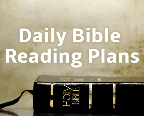 daily bible reading plans for 2017
