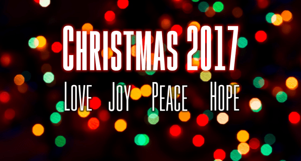 Christmas Week 1 - Love Image