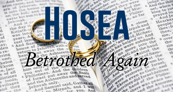 Hosea Week 2 - Found Guilty Image
