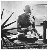 Gandhi & Eternal Things