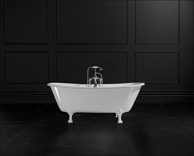 Cast Iron Double Ended Baths