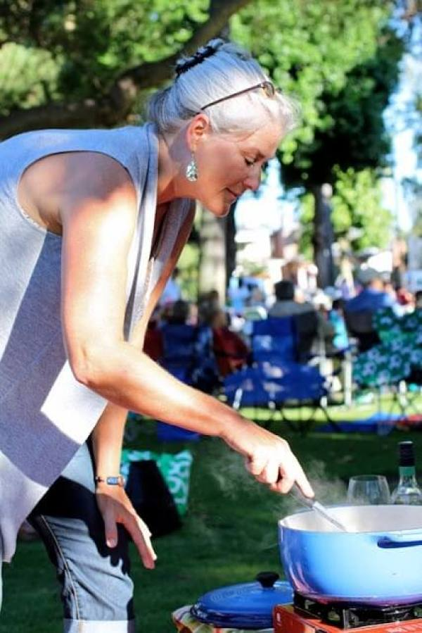 Concert at the Park. Photo by Denise Jones. Visit her blog for great recipes and photos