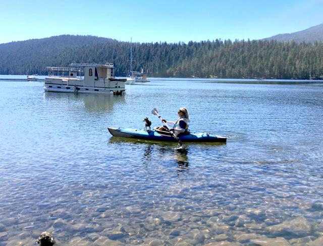 Lake of the Woods, Oregon