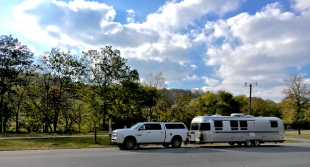 Living In Beauty - Full-time Airstream traveling
