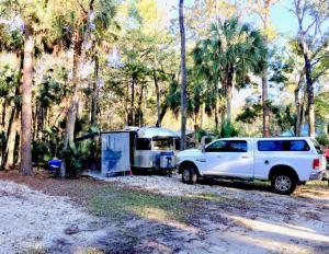 Chassahowitzka River Campground, Homosassa, Florida