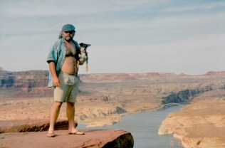 Grand Canyon with Dumpster-the-One-Eyed-Wonder - 1992