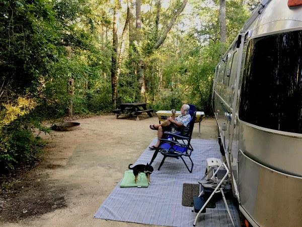 Campground Review - Myrtle Beach State Park - Myrtle Beach ...