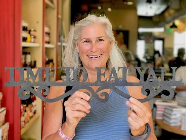Paula Deen's Store, Downtown Savannah
