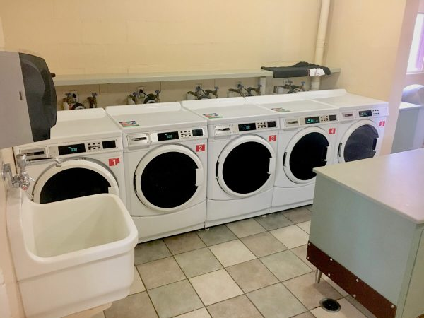 Disney's Fort Wilderness campground laundry