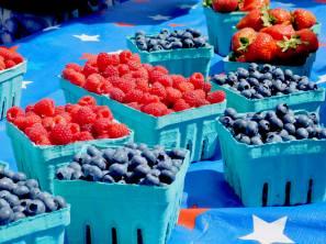 Newport Farmer's Market, Newport, Oregon