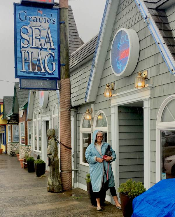 Gracie's Sea Hag, Depoe Bay, Oregon