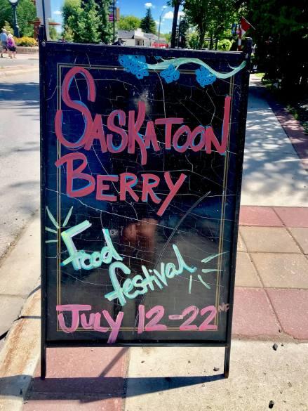 Saskatoon Berry Festival - Okotoks, Canada