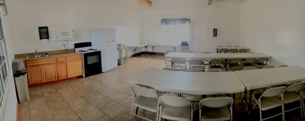 Chula Vista RV Resorts small clubroom