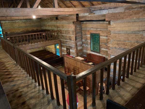 cane ridge meeting house