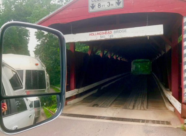 Hollingshead Covered Bridge