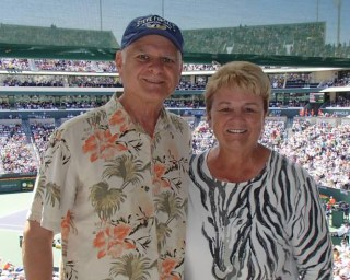 Ken and Marci