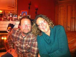 Greg and Susan