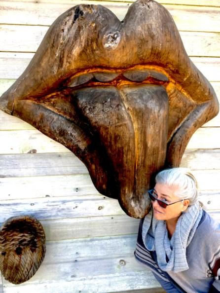 Captain Dave's Smokey Mountian Wood Sculptures