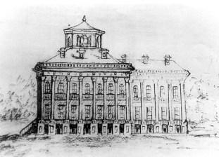 Windsor Ruins Sketch