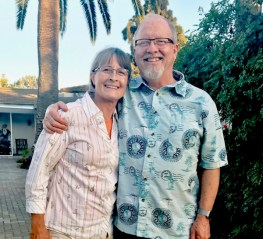 Lori and Mike Roeder