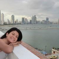 Vista de Panamá desde mi hotel
