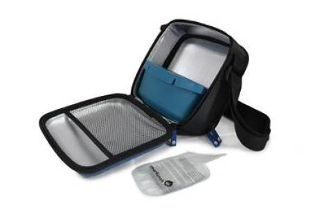 Smart Lunch Lancheira SmartOffice Denim