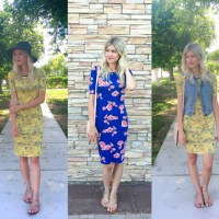 Three Ways To Style Lularoe 'Julia' Dress