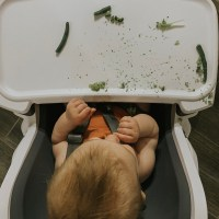 How We Knew Our Baby Was Ready for Baby-Led Weaning