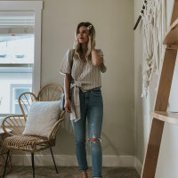 Sustainable Style Sessions | Light Wash Denim Four Ways