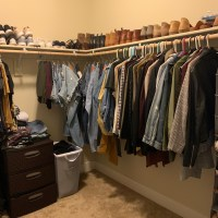 How I Simplified My Cluttered Closet (Before & After Photos)