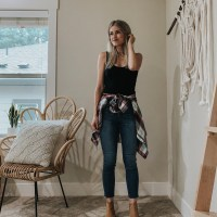 Shop Your Closet | How to Style A Bodysuit Seven Ways for Fall
