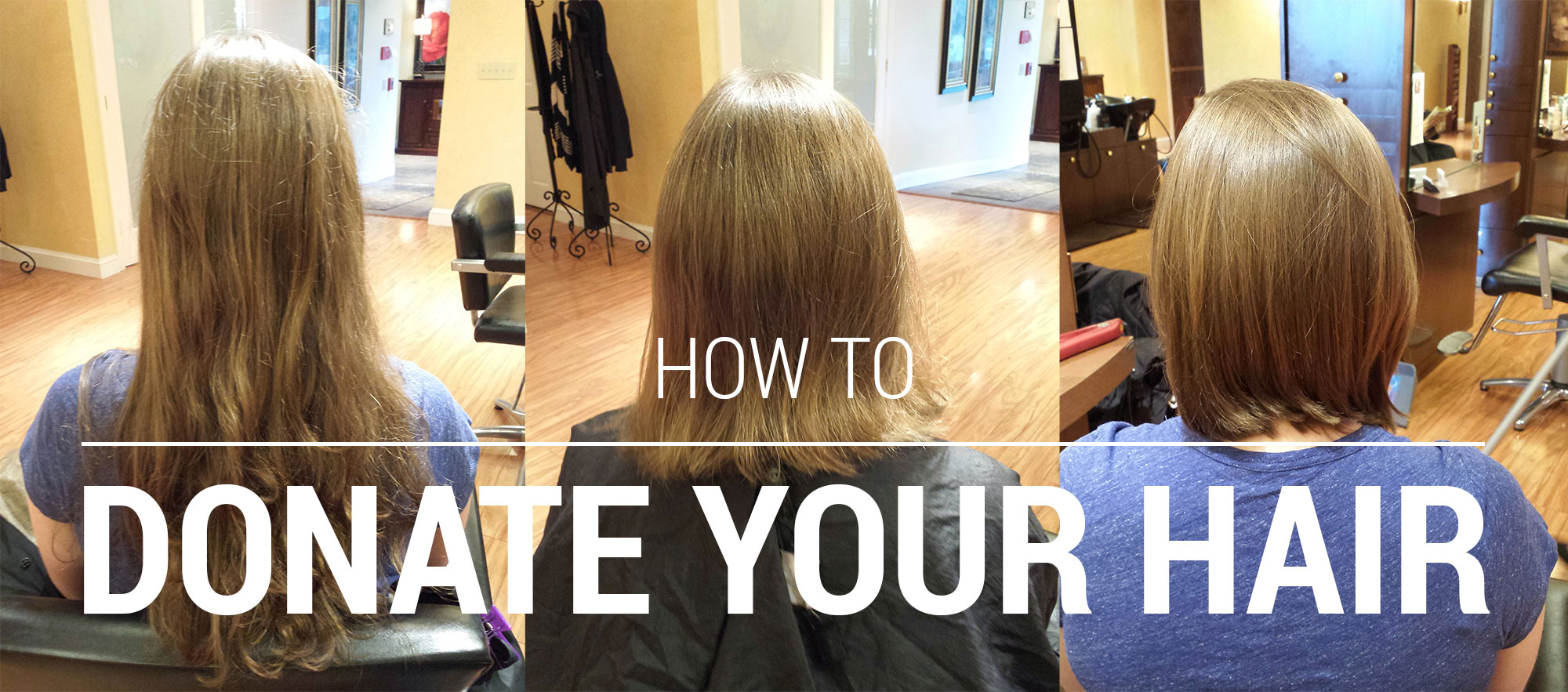 How To Donate Your Hair Living In Flux