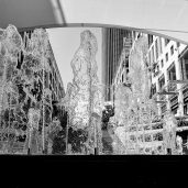 Water Fountain at Abdali Boulevard