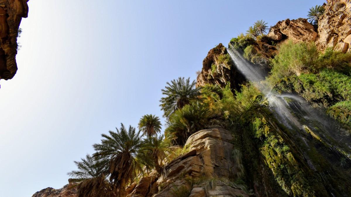 Wadi Kerak, Wadi Karak