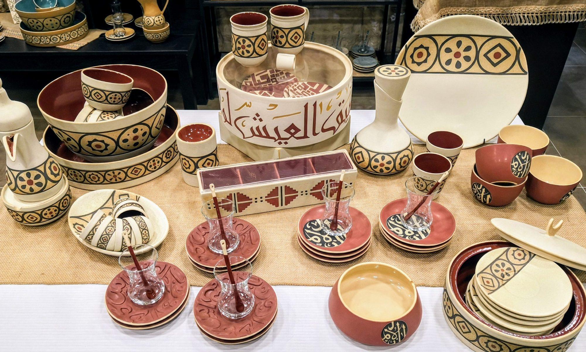 Qadeem Showroom Items