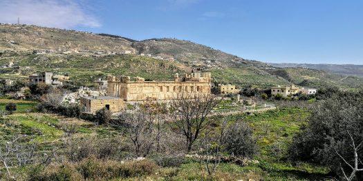 Qasr Abd Iraq Al-Ameer in Jordan near Amman