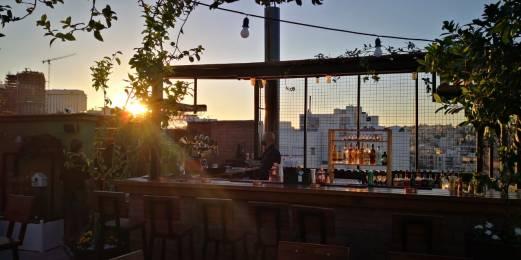 High Garden Rooftop - Sunset