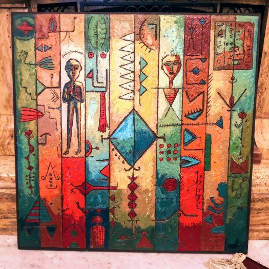 artwork Eyad Al-Masri