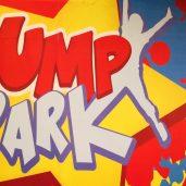 Jump Park - Sign