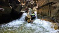 Wadi Mujib - OIbstacles