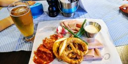 Oktoberfest Champion's Tavern - Cold cuts, Brezels and Beer