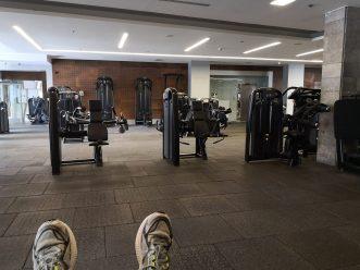 Vega Fitness - leg day