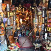 Rabat Medina - Shops