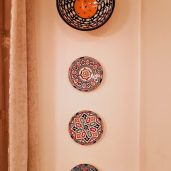 Moroccan Plates and Bowls