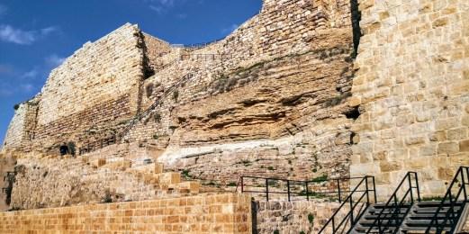 Thick Walls at Karak Castle