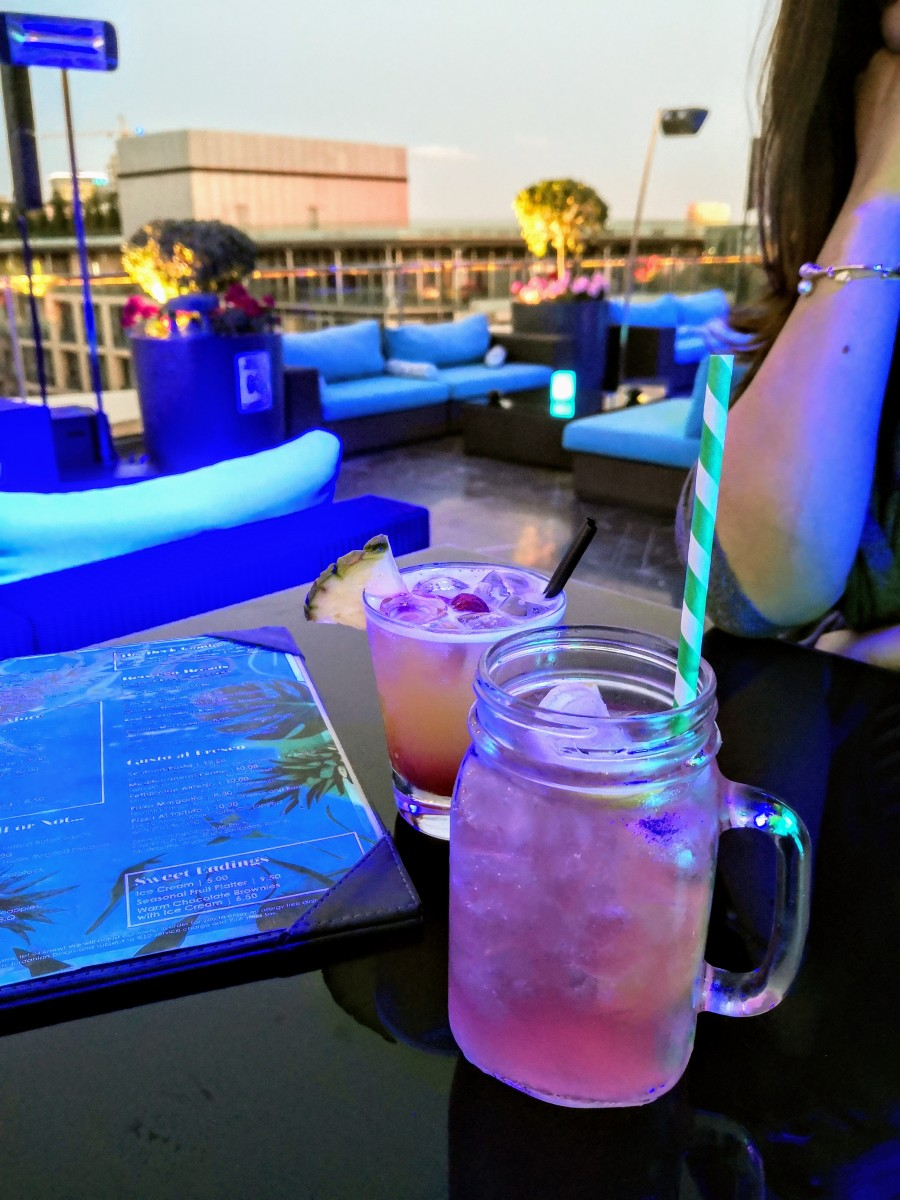 The Deck Lounge -Drinks