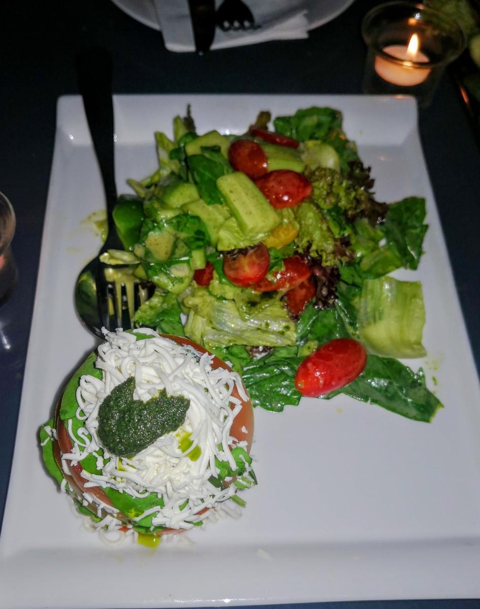 Dunia Rooftop Dunia Salad