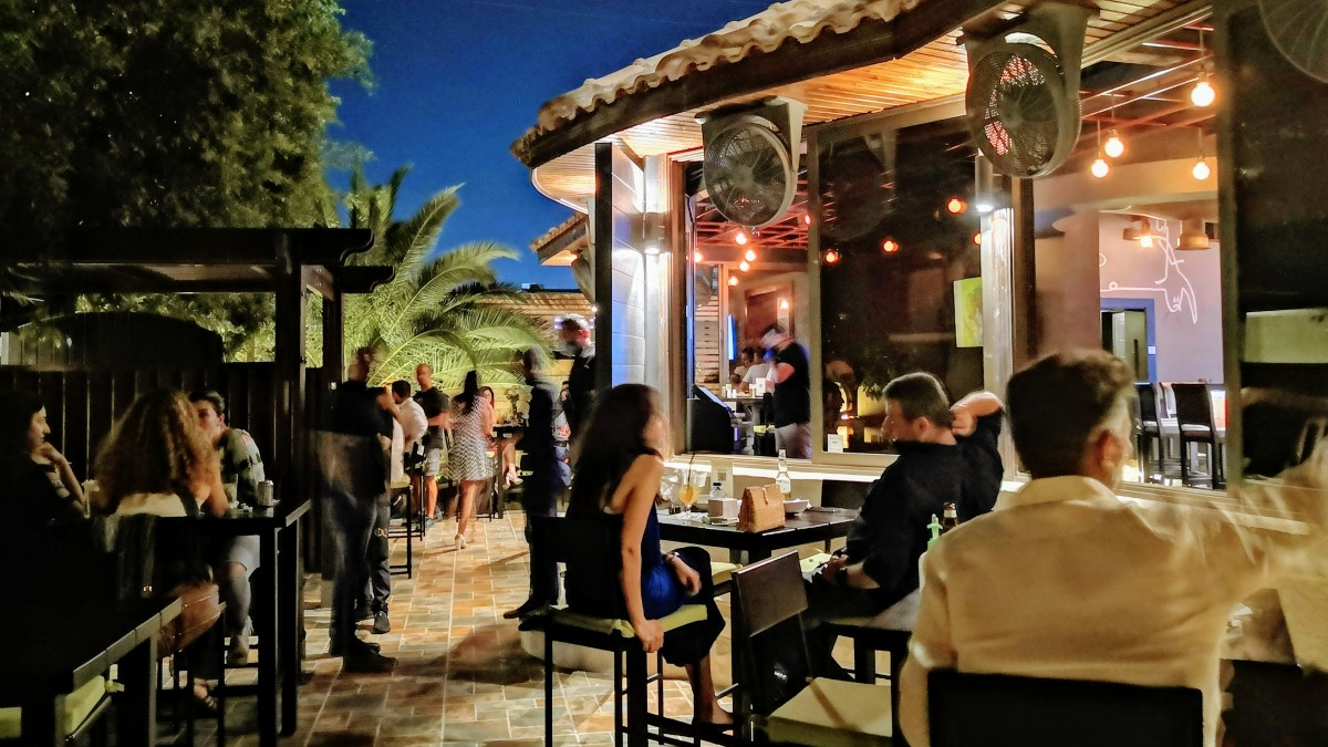 HQ Resto Pub - Terrace