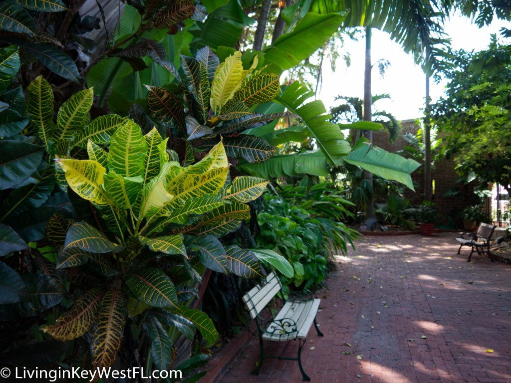 Key West Garden Club - West Martello Tower - Living in Key West, FL
